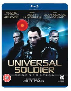 Universal Soldier Regeneration [Import]