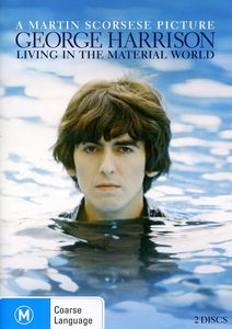 George Harrison: Living in the Material World [Import]