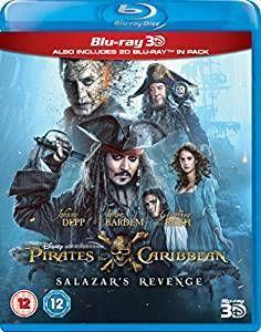 Pirates Of The Caribbean: Dead Men Tell No Tales (3D + 2D) [Import]