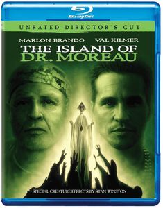 The Island of Dr. Moreau (Unrated Director's Cut)