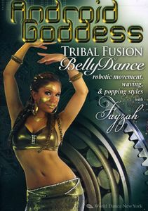 Android Goddess: Tribal Fusion Bellydance and Robotic Movement