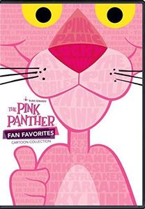 The Pink Panther: Fan Favorites Cartoon Collection