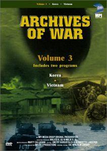 Archives of War: Volume 3