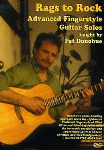 Rags to Rock Advanced Fingerstyle Guitar Solos