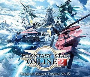 Phantasy Star Online 2 (Vol 5) (Original Soundtrack) [Import]