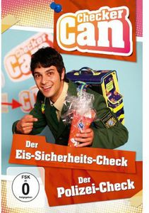 Checker Can 01 Der Eis-Sichersheits-Check/ Der Poli [Import]