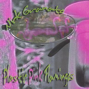 Plastic Pink Flamingos