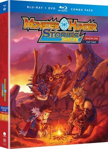 Monster Hunter Stories Ride On: Season One Part Three