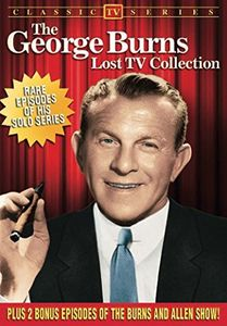 The George Burns Lost TV Collection