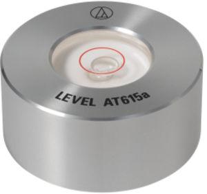 AUDIO TECHNICA AT615A TRNTBL PLATTER LVL ALUM SLV