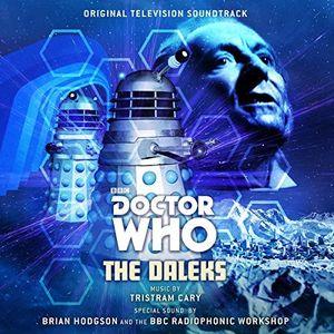 Doctor Who: The Daleks (Original Soundtrack) [Import]