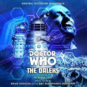Doctor Who: The Daleks (Original Soundtrack) [Import]