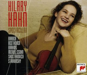 Hilary Hahn Spectacular