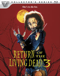 Return of the Living Dead 3 (Vestron Video Collector's Series)
