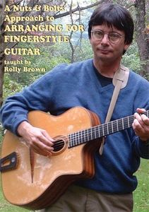 Nuts & Bolts Approach to Arranging for Fingerstyle [Import]