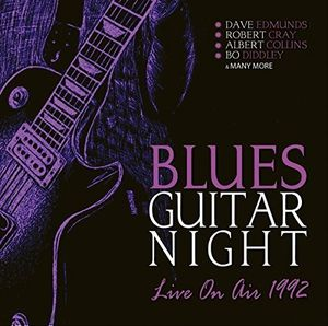 Blues Guitar Night: Live On Air 1992 /  Various Artists