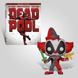 Deadpool 2 Year Anniversary Clown Bundle