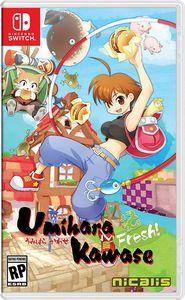 Umihara Kawase Fresh! for Nintendo Switch