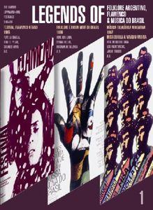 Legends of 1: Folklore Argentino, Flamenco and Musica Do Brasil