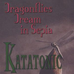 Dragonflies Dream in Sepia