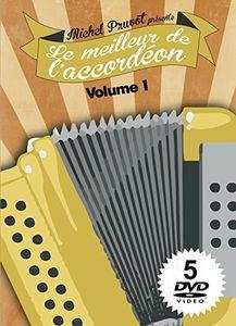 Coffret DVD Le Meilleur de L'accordeon 2 /  Various [Import]