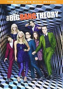Big Bang Theory: The Complete Sixth Season