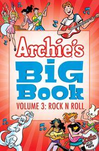 ARCHIES BIG BOOK VOL 3 ROCK N ROLL