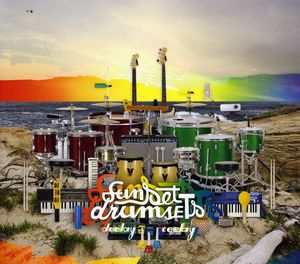 Sunset Drumsets