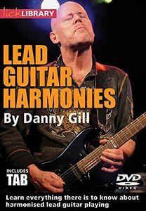 Lead Guitar Harmonies