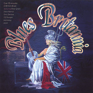Blues Britannia /  Various