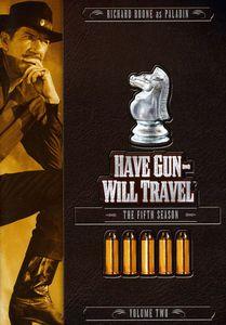 Have Gun Will Travel: The Fifth Season Volume 2
