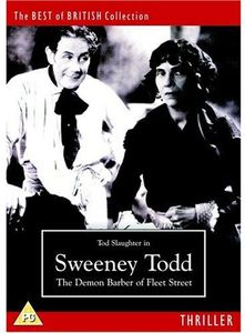 Sweeney Todd-Demon Barber of Fleet Street [Import]