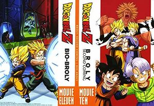 Dragon Ball Z: Bio-Broly And Broly Second Coming