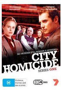 City Homicide-Series 1 [Import]