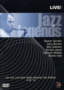 Jazz Legends Live: Volume 9