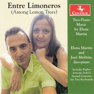 Among Lemon Trees: Two-Piano Music
