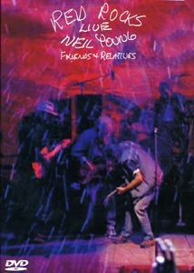 Friends & Relatives: Red Rock Live [Import]