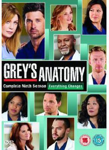 Grey's Anatomy: Season 9 [Import]