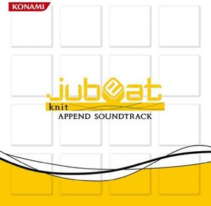 Jubeat Knit Append (Original Soundtrack) [Import]