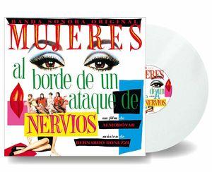 Mujeres al Borde de un Ataque de Nervios (Women on the Verge of a Nervous Breakdown) (Original Soundtrack) [Import]