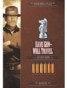 Have Gun Will Travel: The Sixth Season  Volume 1
