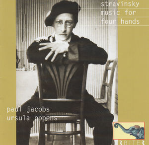 Music for Four Hands: Nonesuch Recordings