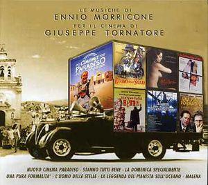 Le Musiche Di Ennio Morricone Per Il Cinema Di Giuseppe Tornatore(Original Soundtrack) [Import]