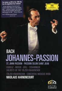 Bach: Johannes-Passion
