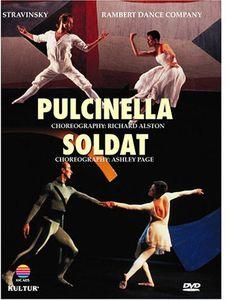 Pulcinella and Soldat