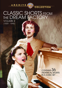 Classic Shorts From the Dream Factory: Volume 2