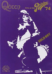 Queen: Live at the Rainbow '74 [Import]