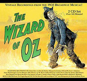 Wizard Of Oz 1903 /  Ocr