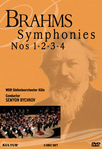 Brahms: Symphonies Nos. 1,2,3,4