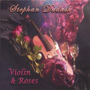 Violin & Roses